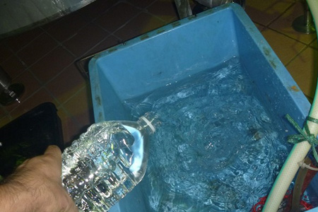 ユニットクーラー 高圧洗浄