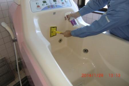 介護用浴槽