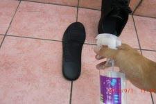 革靴の防カビ1