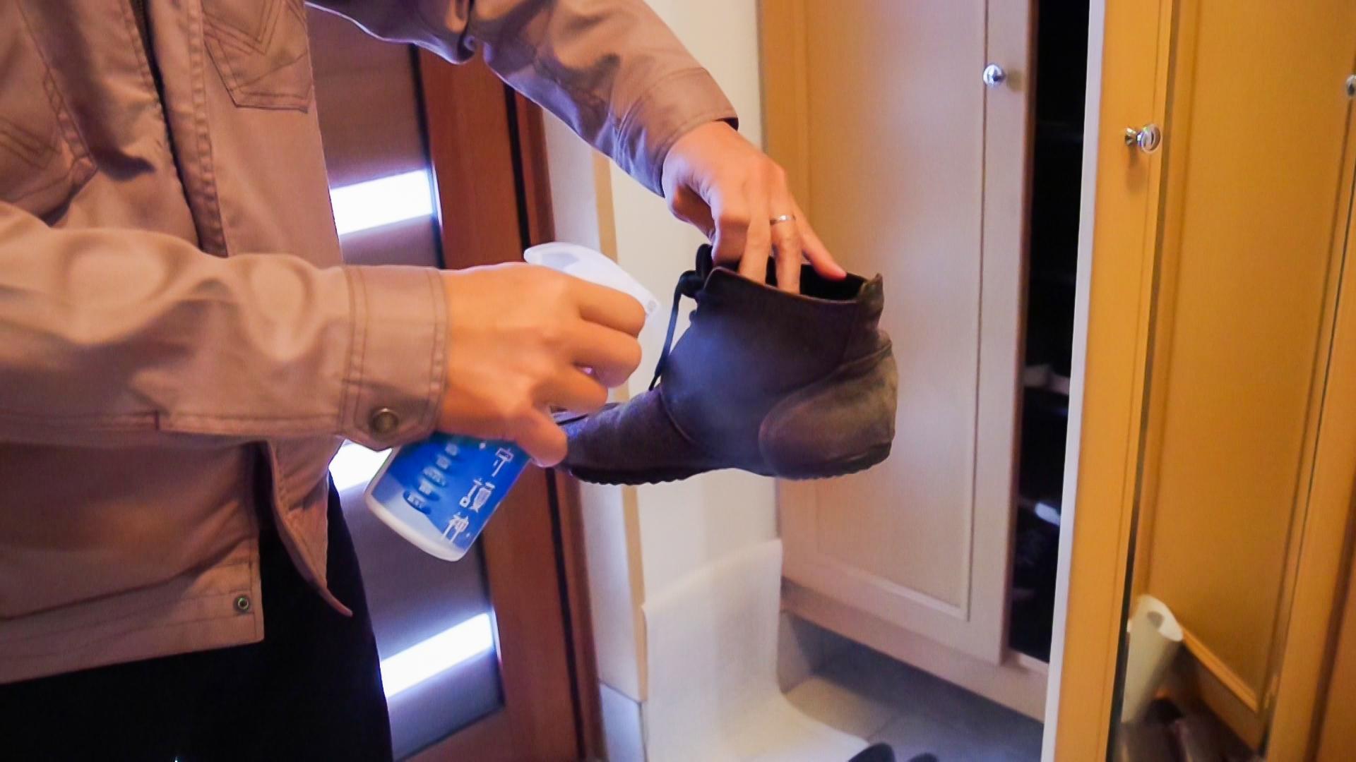 対策 靴箱 カビ